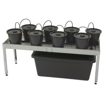 Aeroponik Systems Aero Grow Dansk Table